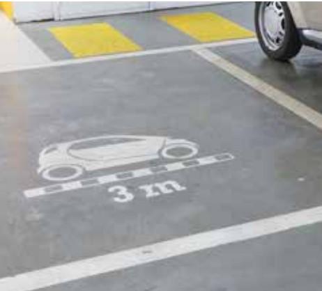 Parkgebühren nach Länge, Breite und Verfügbarkeit