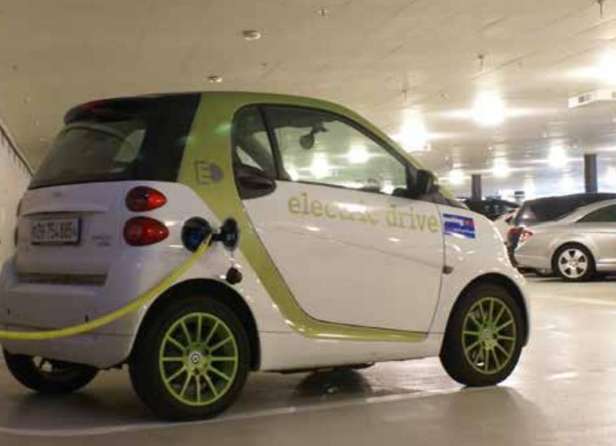 Electromobilité et stationnement payant