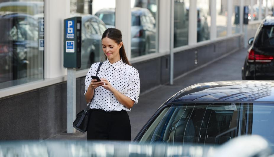 Datenschutz bei der digitalen Parkplatzbewirtschaftung